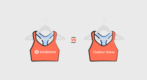 Email Showdown: Lululemon Vs. Outdoor Voices