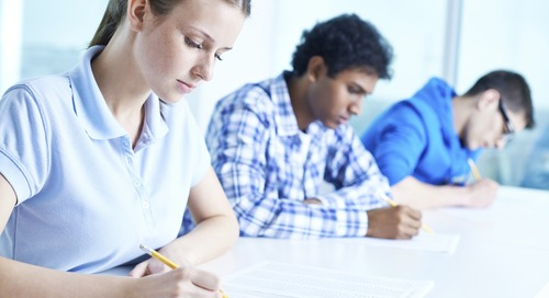 Test-Taking Strategies for the Paper-Based Test