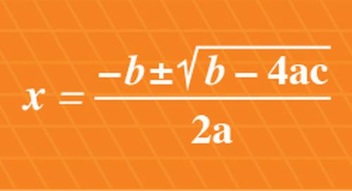 Finding the Minimum or Maximum of Quadratic Functions | Mathematics