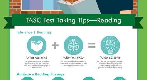 TASC Taking Tips | Reading