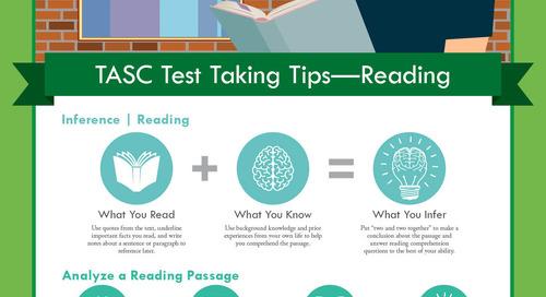 TASC Taking Tips | Reading