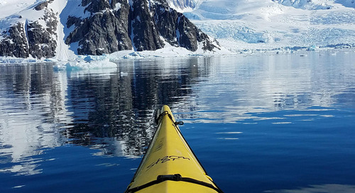 Kayak Adventures in Antarctica from an Experienced Kayaker's Perspective