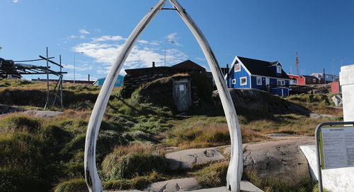 Greenland Explorer Part 2: Guest blog from Lynsey Devon