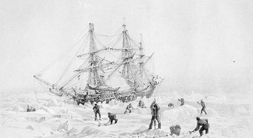 Franklin Expedition's Long-Lost HMS Terror Found in Canadian Arctic