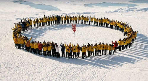 North Pole Summit Pairs Thought Leadership with Ultimate Arctic Adventure