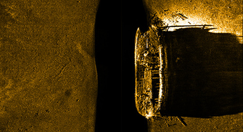 In the Footsteps of Franklin: Canadian Team Discovers Lost Franklin Expedition Ship