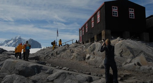 Spotlight on Port Lockroy: A Living Museum & Haven for Gentoo Penguins