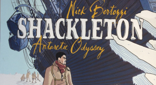 Nick Bertozzi – Shackleton: Antarctic Odyssey