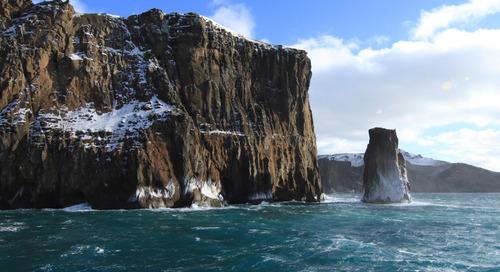 Most Breathtaking Islands Near Antarctica