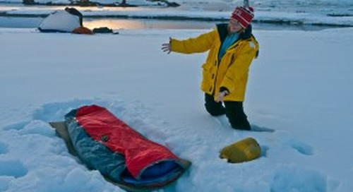 Polar Adventure: Camping in Antarctica
