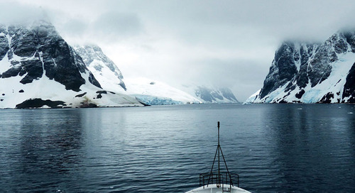 The View from the Bridge: What Are Your Captain & Expedition Leader Up To?