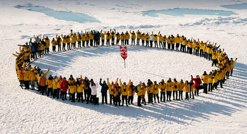 The North Pole: A Trip to the Top of the World