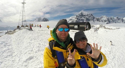 Joining the 7th Continent Club: Our Antarctic Adventure