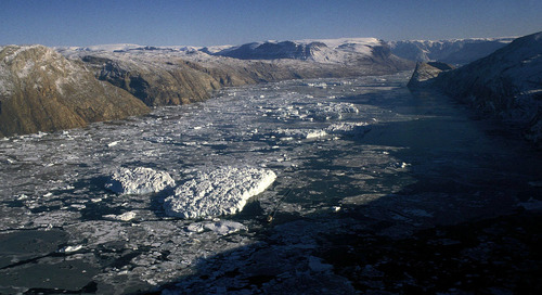 How We Made Expedition Travel History in Greenland's Nordvestfjord