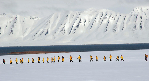Reignite Your Wanderlust in 7 Ways with a Soul-Satisfying Spitsbergen Expedition