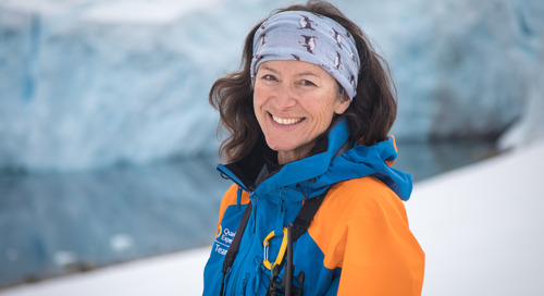 Women Breaking Boundaries in the Polar Regions