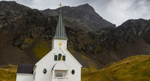 South Georgian Grytviken Church Centenary: Remembering a Storied Past & Looking to the Future