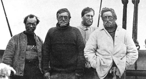 Celebrate the Life & Legacy of Antarctic Explorer Sir Ernest Shackleton