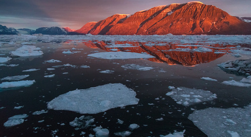 Greenland's Vivid Landscapes: Raw, Undiscovered, and Unexpected
