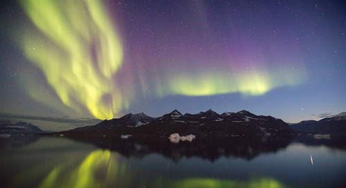 Northern Light: The Celestial Wonders of Greenland