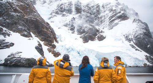 Building Meaningful Connections: Polar Expeditions Go Beyond Travel Memories