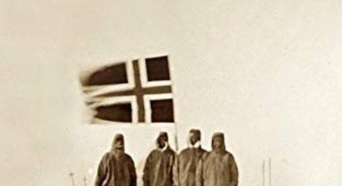 Modern-day polar adventurers draw inspiration from generations of Antarctic explorers