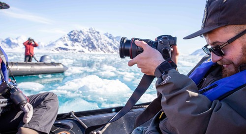 How to Shoot Your Best Video on a Polar Voyage