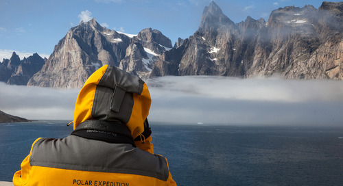 Voyage to South Greenland