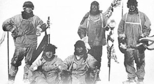 10 Best Books about Early Polar Explorers