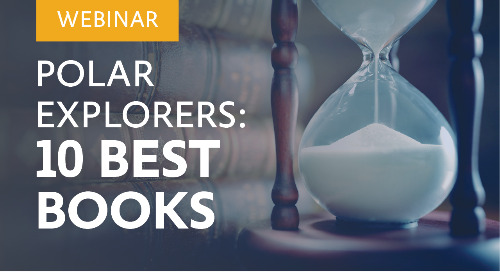 Webinar: Polar Explorers: 10 Best Books