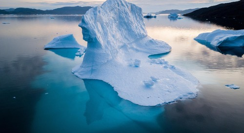 Where To See Icebergs In Iceland and Greenland?