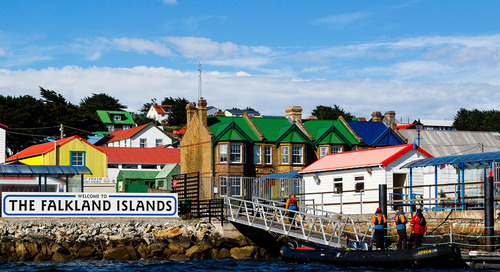 How to visit the Falkland Islands
