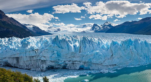 Discover the Glaciers of Patagonia, Chile