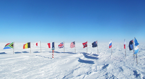 Who Governs Antarctica: Tourism and History