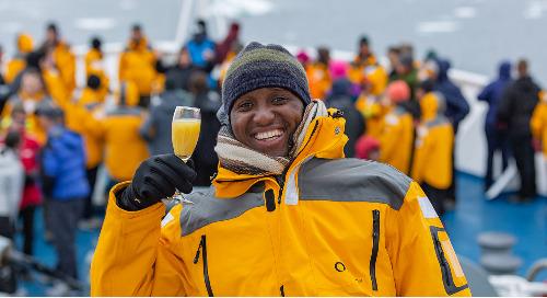 From Rwanda to Antarctica