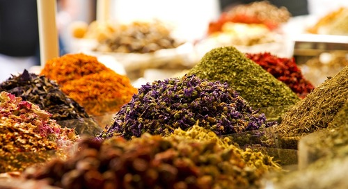 Discover Spices from the Indonesian Archipelago