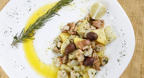 Mamma Rosy, an Authentic Italian Home Cuisine