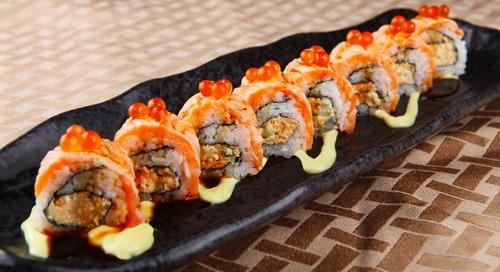 Jakarta Best Restaurant, Bar & Cafe Awards (BRBCA) 2015: Sushi Tei Review