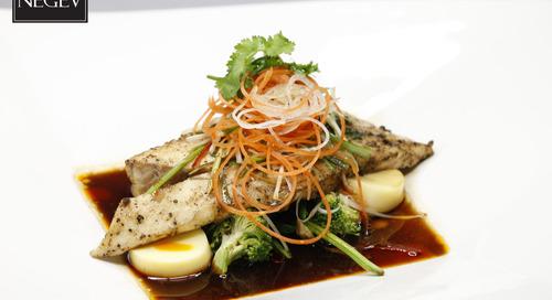 Jakarta Best Restaurant, Bar & Cafe Awards (BRBCA) 2014: Negev Review