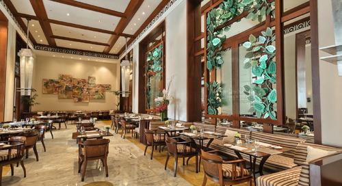 Jakarta Best Restaurant, Bar & Cafe Awards (BRBCA) 2014: Majapahit Review