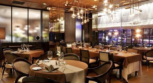 Jakarta Best Restaurant, Bar & Cafe Awards (BRBCA) 2014: Cassis Review