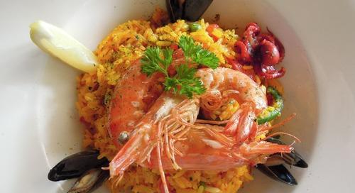 Jakarta Best Restaurant, Bar & Cafe Awards (BRBCA) 2014: Moya Tapas Review