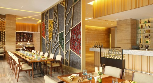 Jakarta Best Restaurant, Bar & Cafe Awards (BRBCA) 2015: Botany Restaurant Review