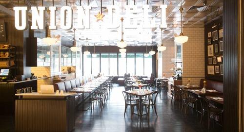 Jakarta Best Restaurant, Bar & Cafe Awards (BRBCA) 2015: UNION Review