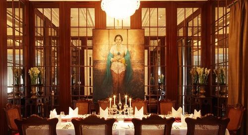 Jakarta Best Restaurant, Bar & Cafe Awards (BRBCA) 2015: L'Avenue Restaurant Review