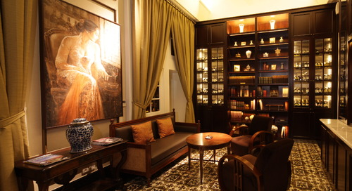 Jakarta Best Restaurant, Bar & Cafe Awards (BRBCA) 2015: Hermitage Lounge Review
