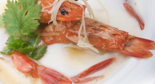 Jakarta Best Restaurant, Bar & Cafe Awards (BRBCA) 2015: Pearl Chinese Restaurant Review