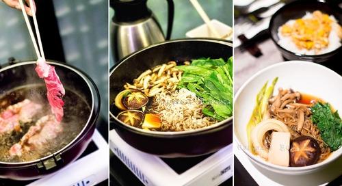 Jakarta Best Restaurant, Bar & Cafe Awards (BRBCA) 2015: AOKI Japanese Restaurant Review