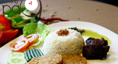 Yuk Makan Sehat Bersama Living Pao!
