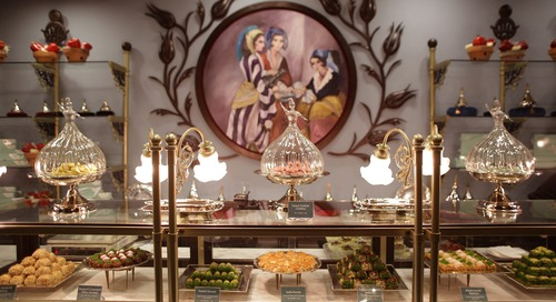 Jakarta Best Restaurant, Bar & Cafe Awards (BRBCA) 2015: Turkuaz Review